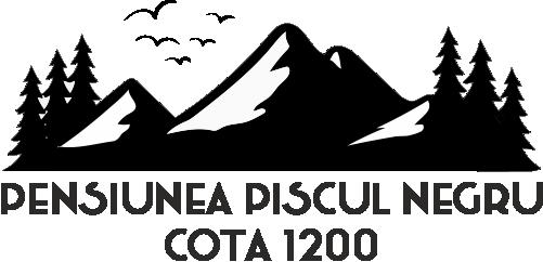 Pensiunea Piscul Negru Logo